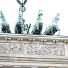 top of Brandenburg gate