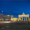 Brandenburg Gate #4, Berlin, Germany.