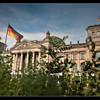 The Bundestag, Berlin, Germany.