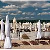The beach at Sopot, Poland, the 'Monaco of the Baltic.'