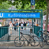 The Ku'damm, Berlin, Germany.
