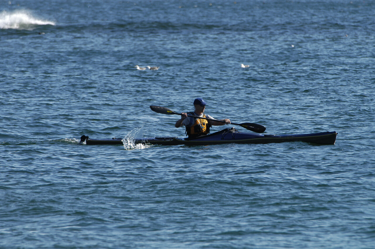 The Last Gerrish Island Race....