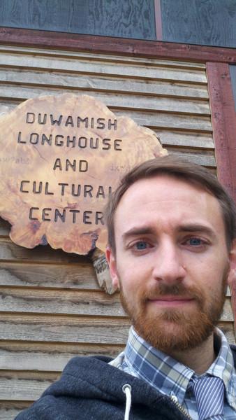 Duwamish longhouse