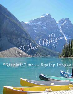 Morraine Lake, Banff
