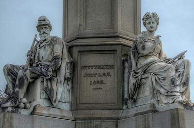 Gettysburg,April2012