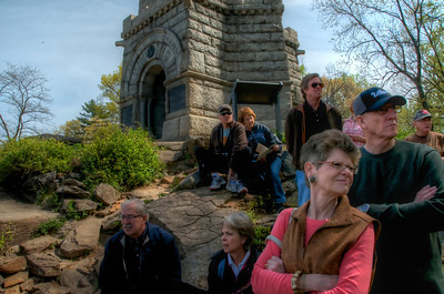 Listening at Little RoundTop