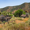 Ghost Town of New Idria, California
