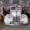 The Goldfield ambulance.
