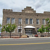 The Goldfield Courthouse.  It's still in operation.  It's the county seat for Esmeralda County and the courthouse was built in 1907.