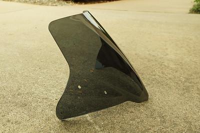 GiVi A2118 windscreen for Yamaha FZ-07