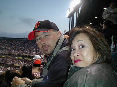 Giants Game 2003