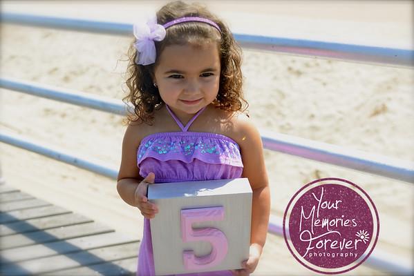 Gia's 5th Birthday