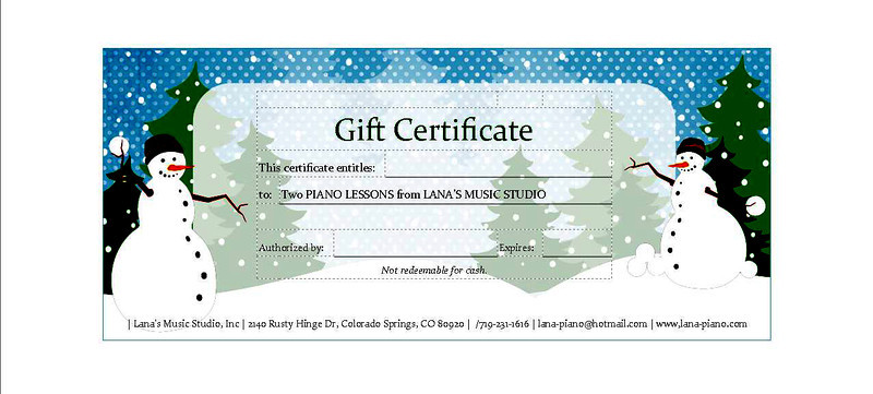 "Two Piano Lessons for Christmas $50.00    <form action=""https://www.paypal.com/cgi-bin/webscr"" method=""post"" target=""_top""> <input type=""hidden"" name=""cmd"" value=""_s-xclick""> <input type=""hidden"" name=""hosted_button_id"" value=""RPUA2XNELCU2C""> <input type=""image"" src=""https://www.paypalobjects.com/en_US/i/btn/btn_buynowCC_LG.gif"" border=""0"" name=""submit"" alt=""PayPal - The safer, easier way to pay online!""> <img alt="""" border=""0"" src=""https://www.paypalobjects.com/en_US/i/scr/pixel.gif"" width=""1"" height=""1""> </form>"