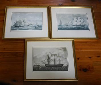 Ships prints