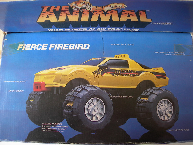 The Animal - Fierce Firebird