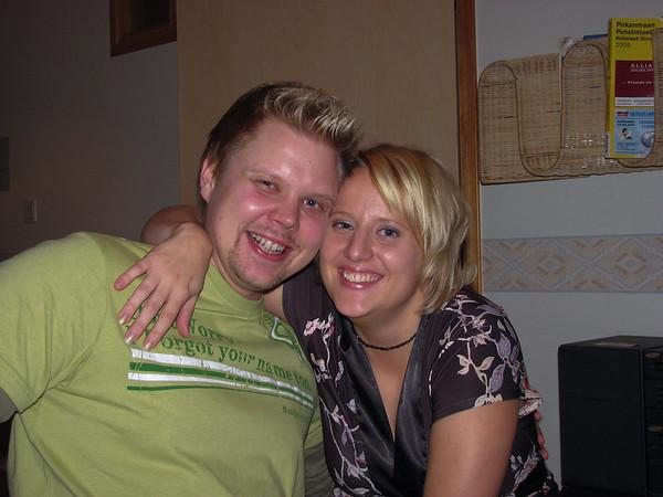 2007 Eatech pikkujoulut