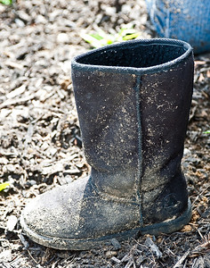 This Boot was made for Planting.