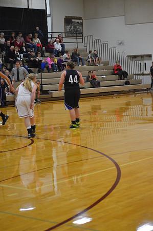 Girls Basketball 2014