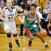 Girls County Tournament Championship at Pendleton on Thursday.