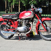 Very original 175 Morini, it ran great all weekend.