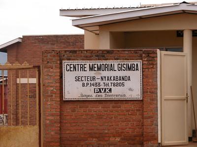 Gisimba:  Grounds