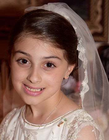 Giulia's Communion