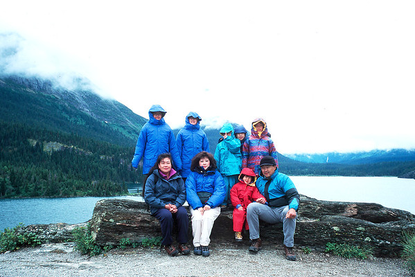 Glacial National Park,MT US