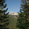 Heavens Peak from the Loop Overlook