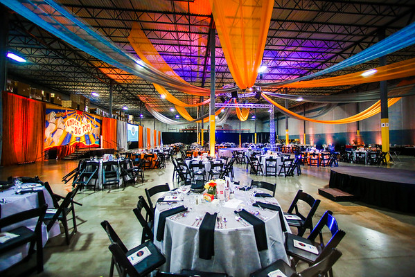 Gleaners Gala 2016:  Three-Ring Spectacular