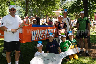 Wheaties Boat and Crew