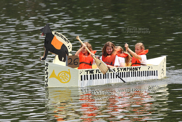 The Floating Symphony