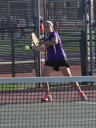 Glenbard South @ DGN, girls tennis