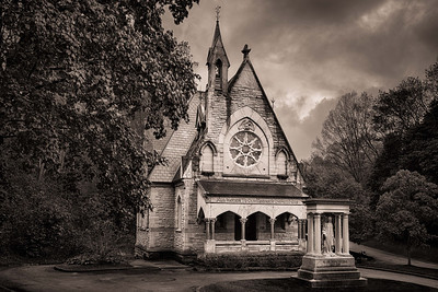 Glendale Cemetary - May 17, 2014