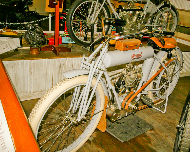 old curtis bike
