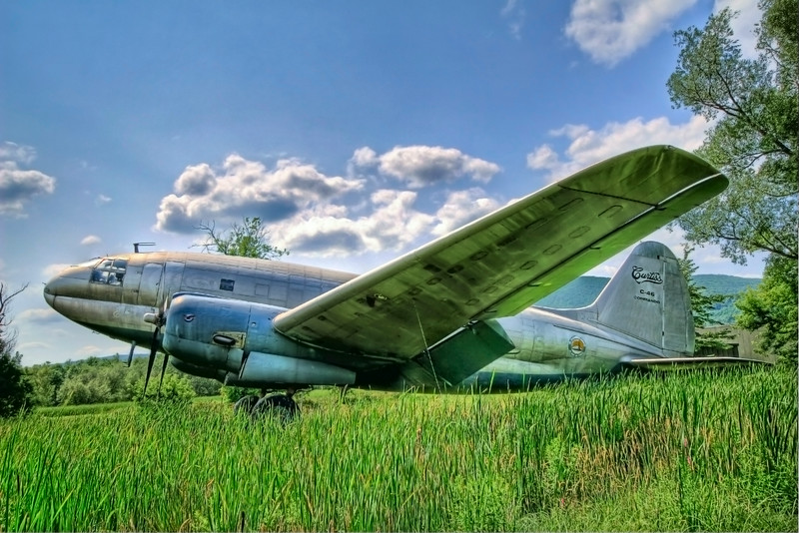 curtis c-46