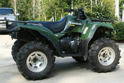 Glens 4 wheeler