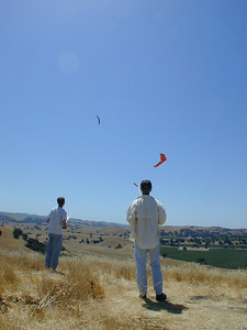 Two Gliders: Shane and Nathan.