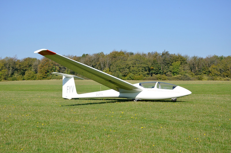 Glider for the day