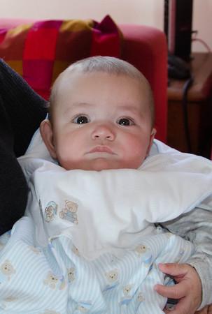 Goblin Baby Nursery Scene