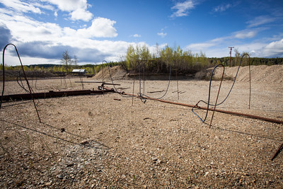 Gold Dredge 8, Fairbanks, Alaska
