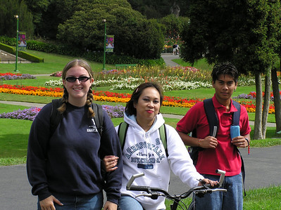 Golden Gate  Park 2003