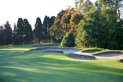 The Yarra Yarra Golf Club, Victoria, Melbourne