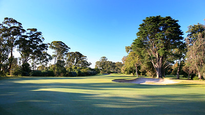 Commonwealth Golf Club, Melbourne Sandbelt, Victoria, Australia