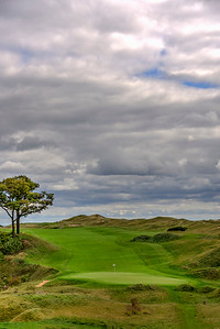 9th Green at Whistling Straits