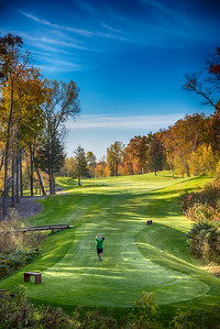 4th Tee at Loggers Trail