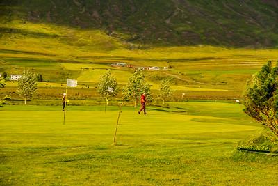 Grænanesvöllur - Golfklúbbur Norðfjarðar, Neskaupstaður