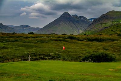 Kollur - Reyðafjörður