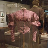 "This blouse was worn by Vivien Leigh in the ""Nursing the Wounded"" scene. Eleven identical blouses were made so that it would age during the film. This is the first (unaged) version from the ""Atlanta Hospital"" scene. It has original buttons and lace."