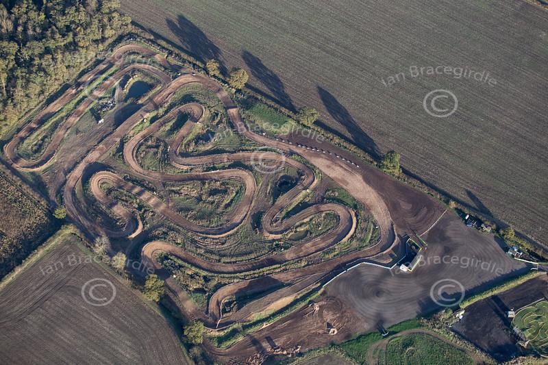 Aerial photo of Moto X track-19