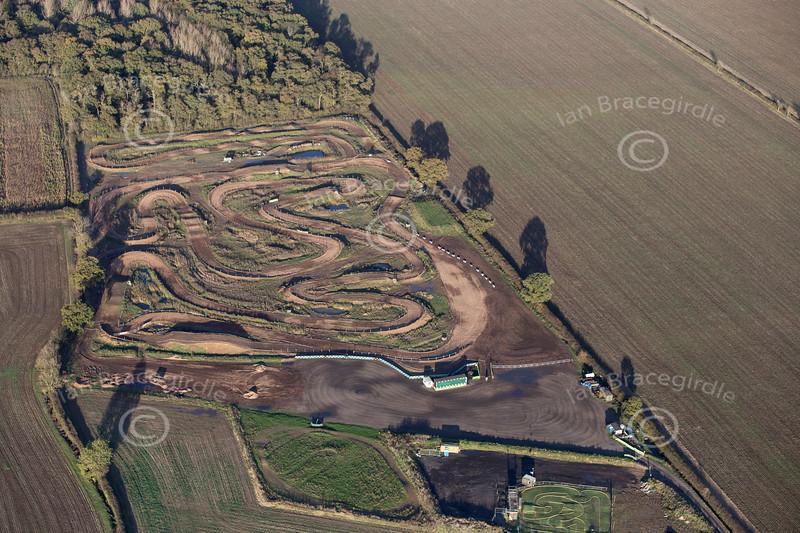 Aerial photo of Moto X track-5